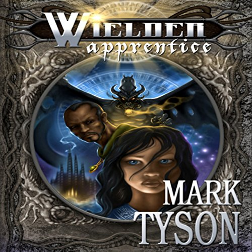 Wielder: Apprentice audiobook cover art