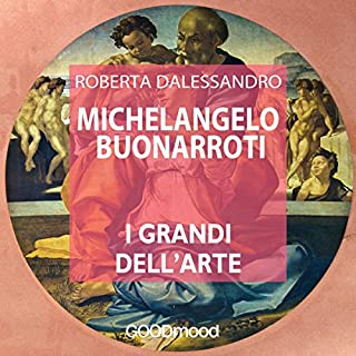 Michelangelo Buonarroti copertina