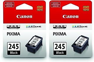 Canon Ink cFNpY Cartridge, Black PG-245 (2 Pack)