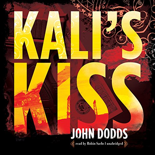 Kali's Kiss audiobook cover art