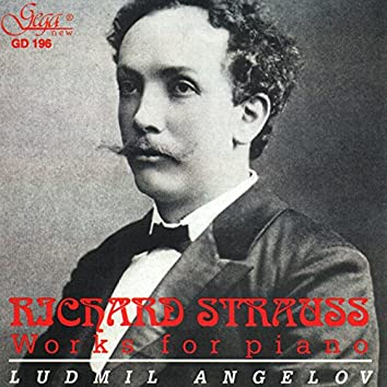 Richard Strauss works for piano