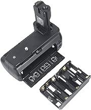 DSTE Replacement for Pro BG-E2N Vertical Battery Grip Compatible Canon EOS 40D 20D 30D 50D SLR Digital Camera as BP-511
