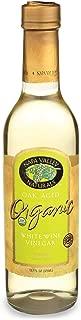Napa Valley Naturals Organic White Wine Vinegar, 12.7 Ounces