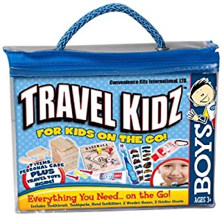 Convenience Kits Kidz On the Go Travel Kit for Boys