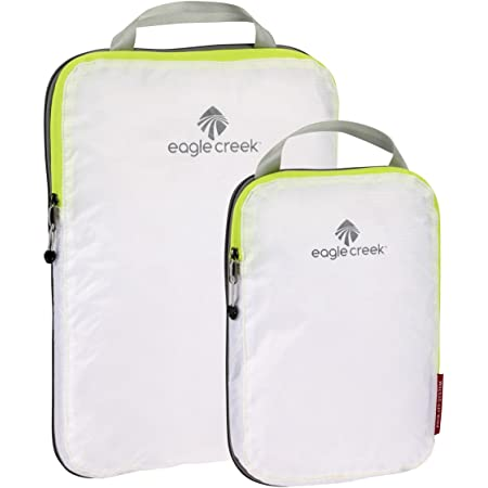 Eagle Creek Pack-it Specter Compression Cube Set, White/Strobe, One Size