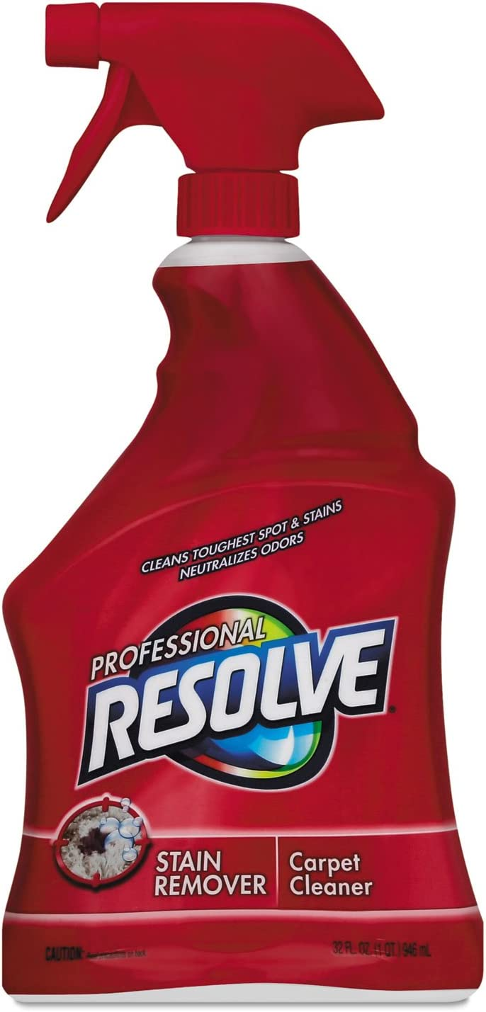 Professional RESOLVE 97402EA Spot Stain 5 ☆ very popular Carpet S Cheap mail order specialty store 32oz Cleaner