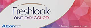 Freshlook One-Day Color Gray (-3.50) - 10 Lens Pack