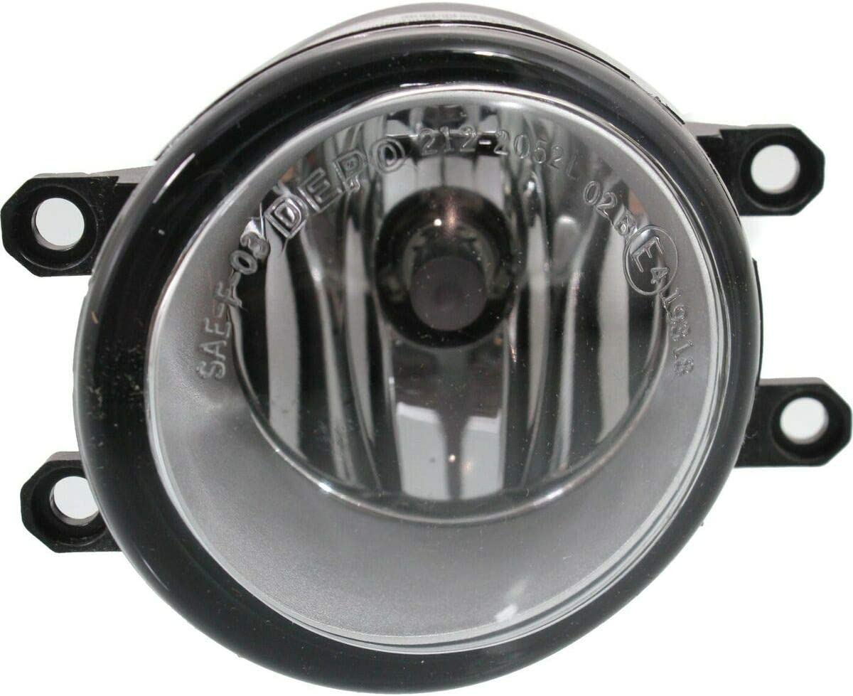 Discount is also underway Driving Fog Light Lamp LH Left Driver Compatible with Side Max 63% OFF RX350