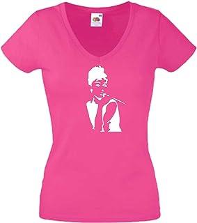 JINTORA T-Shirt - シャツ - Beautiful woman - 美しい女性 - JDM/カット - パーティー用 カーニバル ワーキング スポーツの