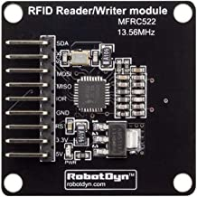LCHAO Arduino Project 3.3V/5V Compact RFID Reader Writer and NFC Module for Arduino DIY