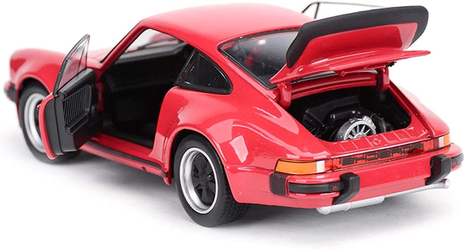 RFJJAL tuttioy modellos autos 1 24 1974 Porsche 911 Original Style Collettori pressofusi modello auto Decoration Crafts