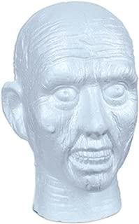 Best styrofoam zombie head Reviews