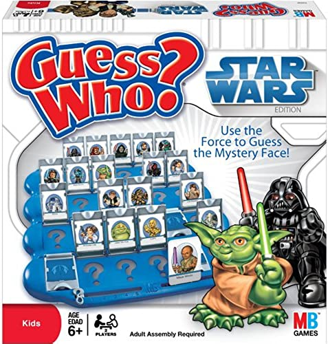 guess who Star Wars Englisch Version
