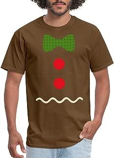 Gingerbread Man Costume Men's T-Shirt