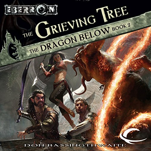 The Grieving Tree  By  cover art
