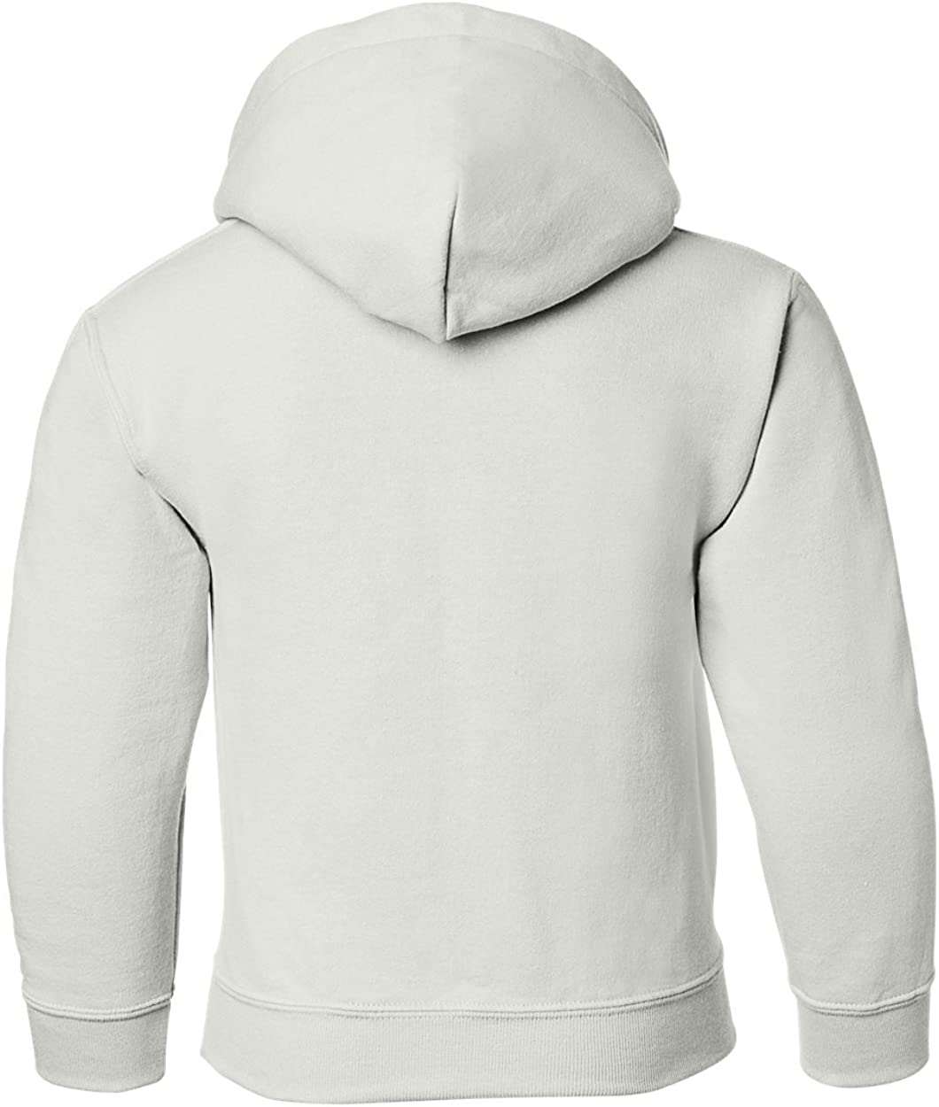 Heavy Blend Youth Hooded Sweatshirt, Color: Royal, Size: Large
