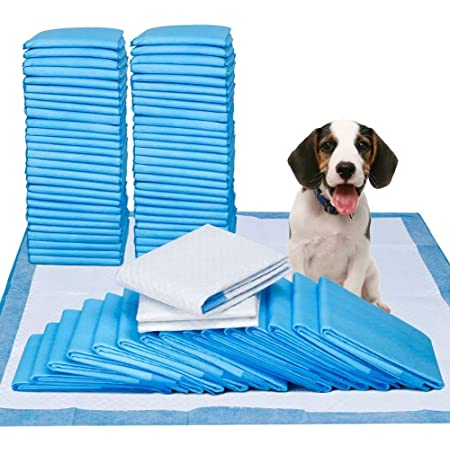 puppy training pads 50 Piece Pet Training Pads for Dog and Puppy, Rapid-Dry Technol Dogy 90x60cm / Pack -50Nos