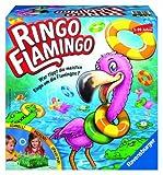 Ravensburger 22260 - Ringo Flamingo, Geschicklichkeitsspiel -