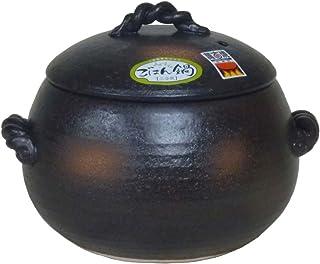三鈴窯 ごはん土鍋 日本製 萬古焼 三合炊き