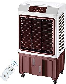 BD.Y Ventilador de Aire Acondicionado Refrigerador de Aire silencioso Humidificador Refrigeración 120 w, portátil extraíble, Tanque de Agua Grande, para Dormitorio Sala de Estar Oficin