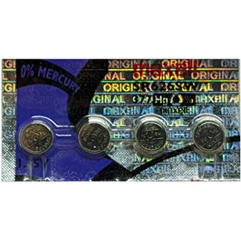 Maxell SR626SW, Batteria 1.5V, Confezione da 10
