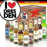 I love Dresden/Bier aus Deutschland/Dresden Geschenkidee