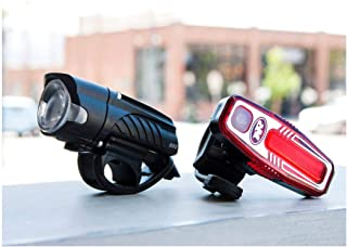 NiteRider Swift 500 Front/Sabre 80 Rear Cycling Light Set
