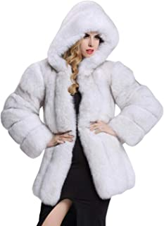 Best thick fur coat Reviews