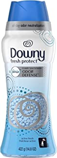 Downy Fresh Protect In-Wash Scent Booster Beads, Active Fresh, 14.8 oz
