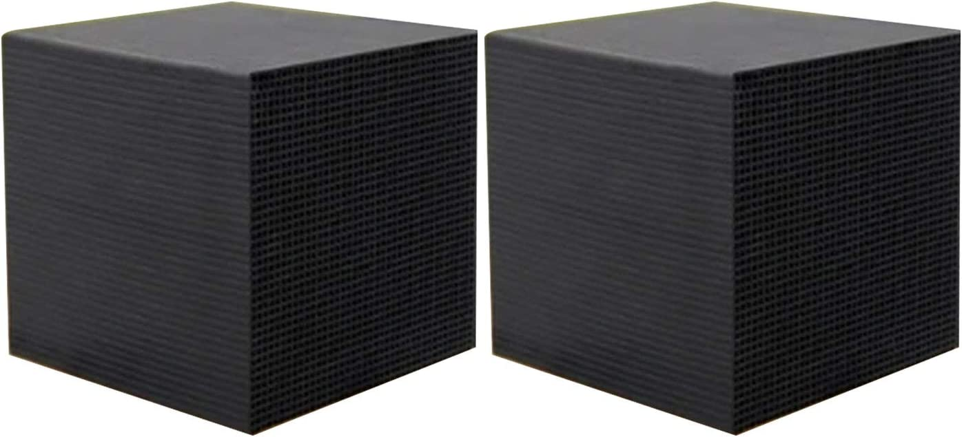 VELIHOME Activated Carbon Cubes Tulsa Mall Water W Over item handling Purifier High-Efficiency