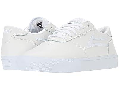 Lakai Manchester (White Leather 1) Men