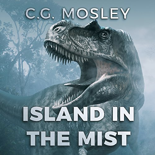 The Island in the Mist audiobook cover art