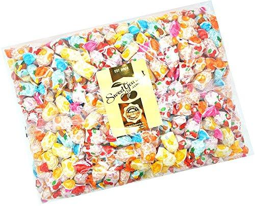 SweetGourmet Arcor Assorted Fruitfuls Candy Bag, 6lb