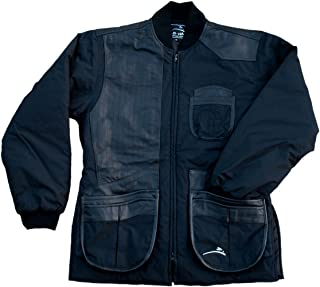 Peregrine, Wild Hare Cold Weather Insulated Coat, Black Leather, Right Hand, X-Large
