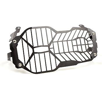 ETbotu Griglia per Testa Faro Moto,Copertura Protezione Rete fari Moto for BMW R1200GS R 1200 GS 2004-2012