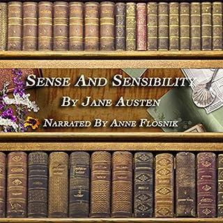 Sense and Sensibility audiobook cover art