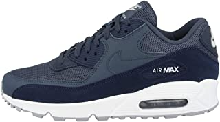 pretty nice 33659 1d8d6 Nike Air Max 90 Essential Bleu Aj1285-405