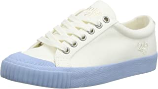 Gola Women's TIEBREAK Candy Trainers (White/Powder BLU WE), 6 UK 39 EU