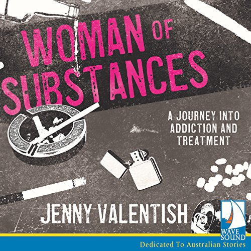 Woman of Substances audiobook cover art