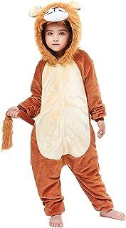 جديد للأطفال يونيكورن زي الحيوان نيسيي بيجامة هالوين اللباس هدية