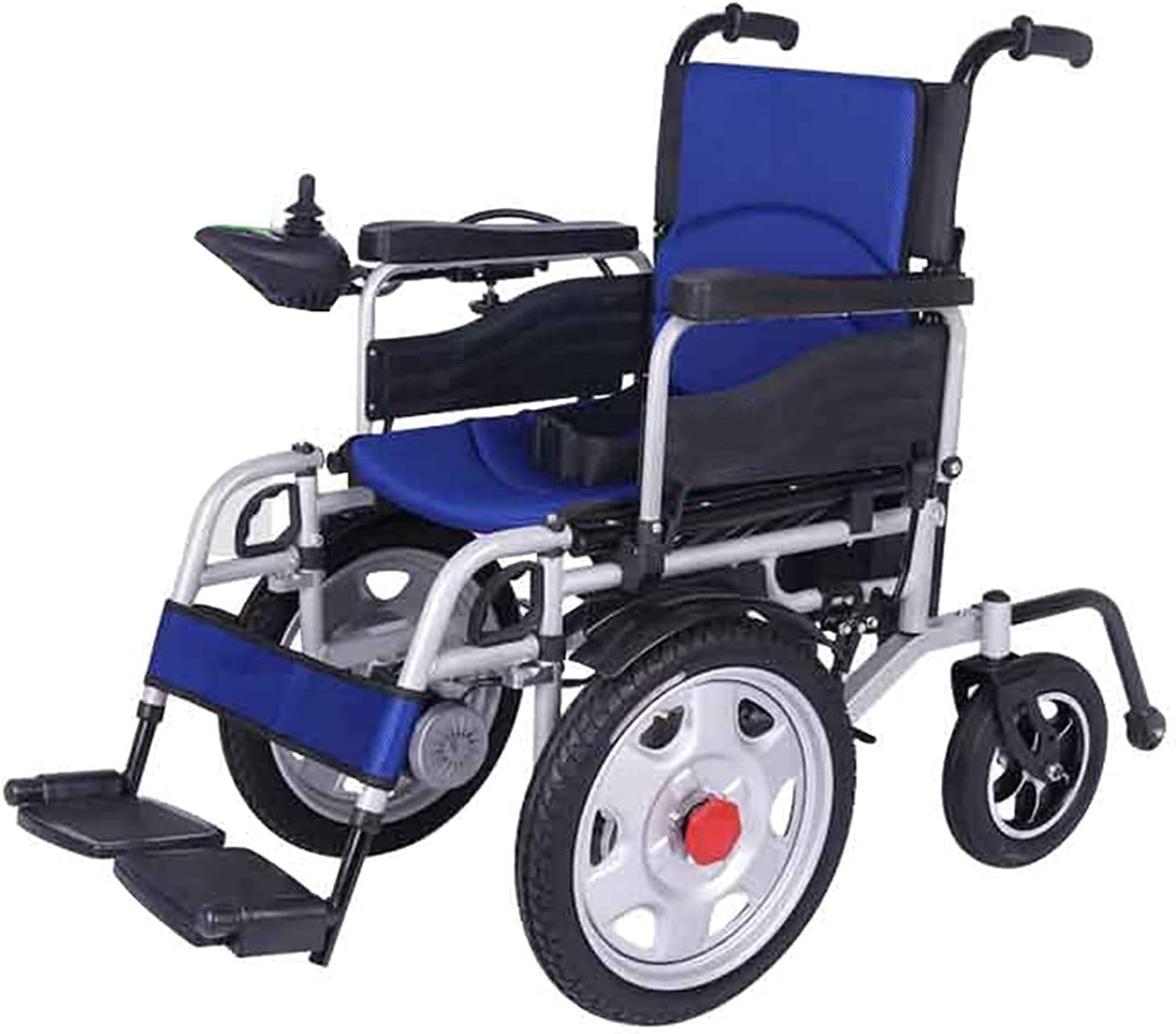 Electric Wheelchair Double Motor Front Wheel Free shipfree Shipping New Big Bre Comfortable