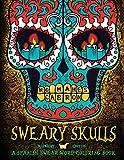 Sweary Skulls: A Spanish Swear Word Coloring Book