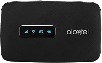 Alcatel 4G LTE GSM T-Mobile WiFi LINKZONE MW41 Hotspot (Renewed)