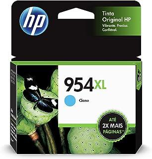 Cartucho de Tinta HP 954XL Ciano L0S62AB - HP, 954XL, Ciano