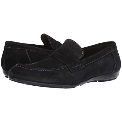 Bruno Magli Benito (Black Suede) Men