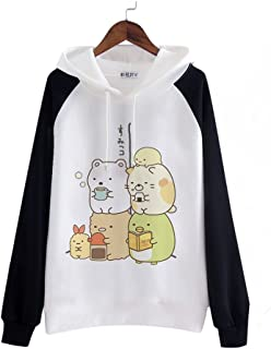 2d4e07a0c Amazon.com  Cartoon - Hoodies   Women  Clothing
