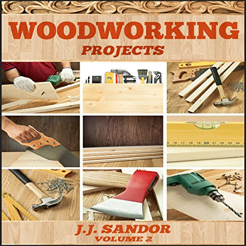 Woodworking Projects, Volume 2 Titelbild