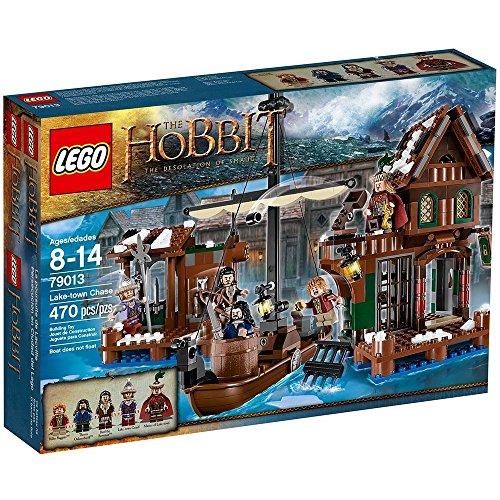 LEGO The Hobbit 79013 - Verfolgung auf dem Wasser