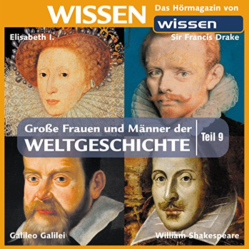 Große Frauen und Männer der Weltgeschichte 9 Titelbild