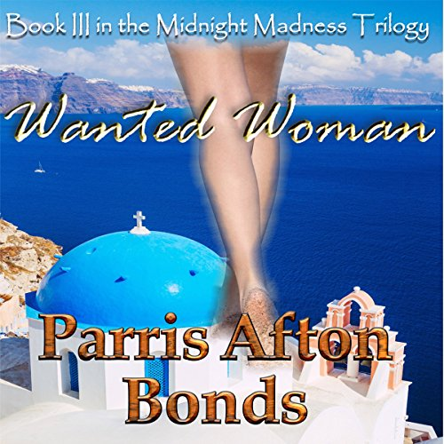 Wanted Woman audiobook cover art